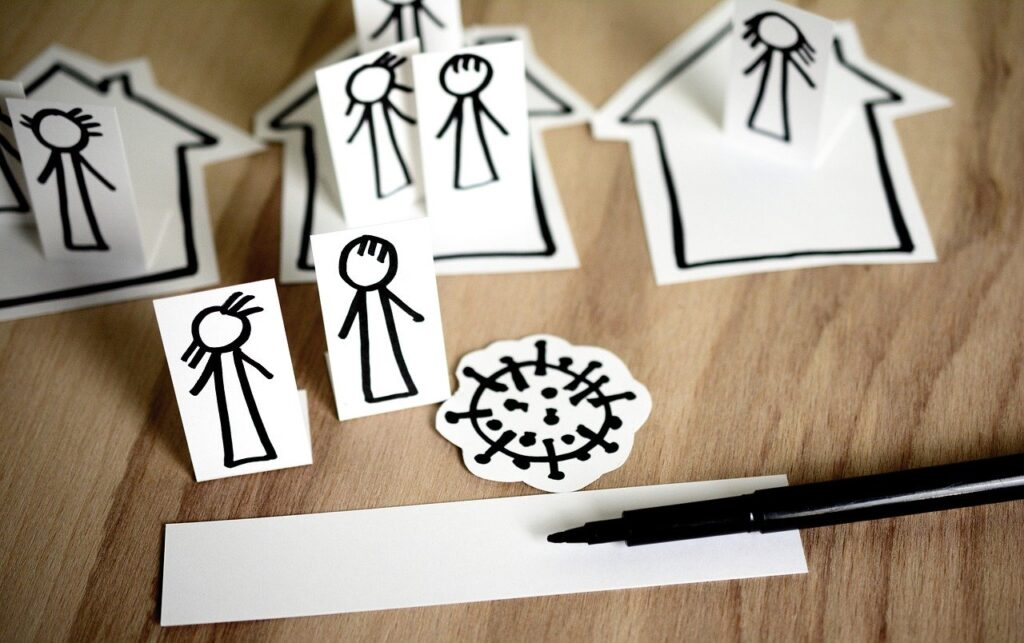 Tips Menyelamatkan Ekonomi Keluarga di Masa Pandemi Corona (Gambar oleh congerdesign dari Pixabay)