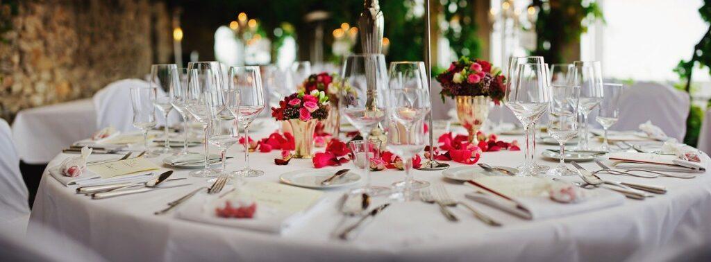 Resepsi Pernikahan (Gambar oleh Igor Link dari Pixabay)