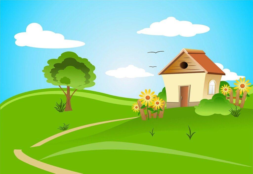 Membeli Rumah Impian (Foto dari Pixabay.com)