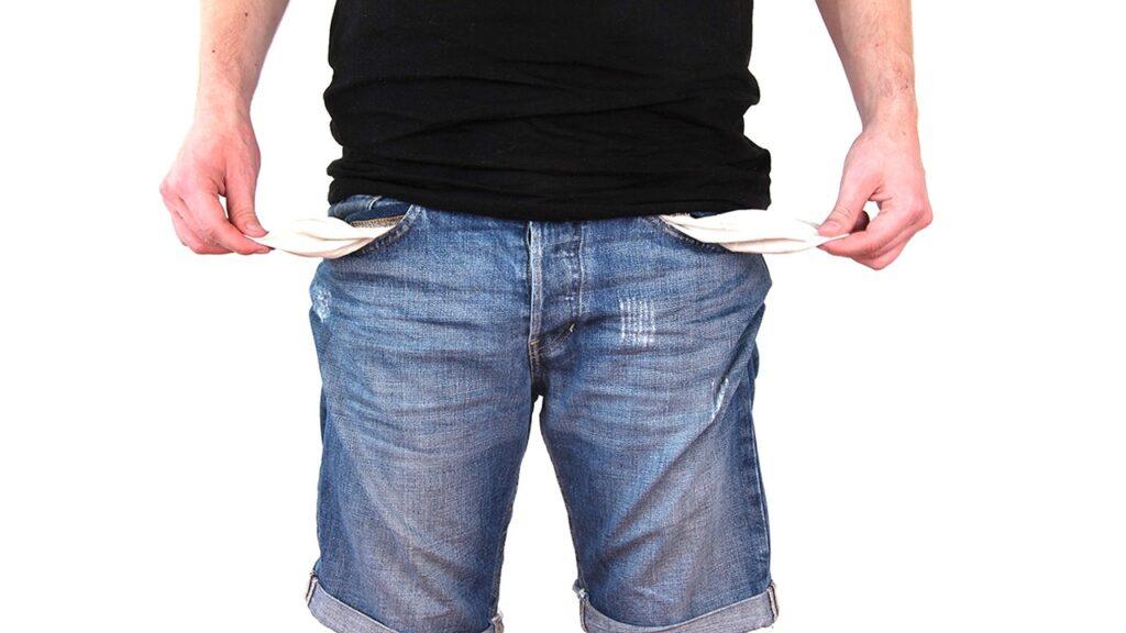 Masalah Finansial (Gambar oleh 1820796 dari Pixabay)