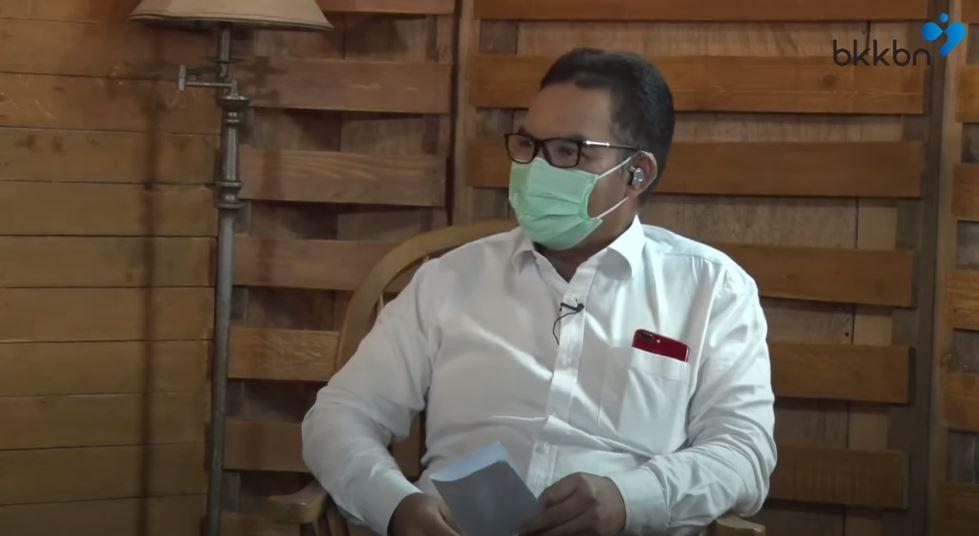 Kepala BKKBN dr. Hasto Wardoyo, Sp.OG (K)