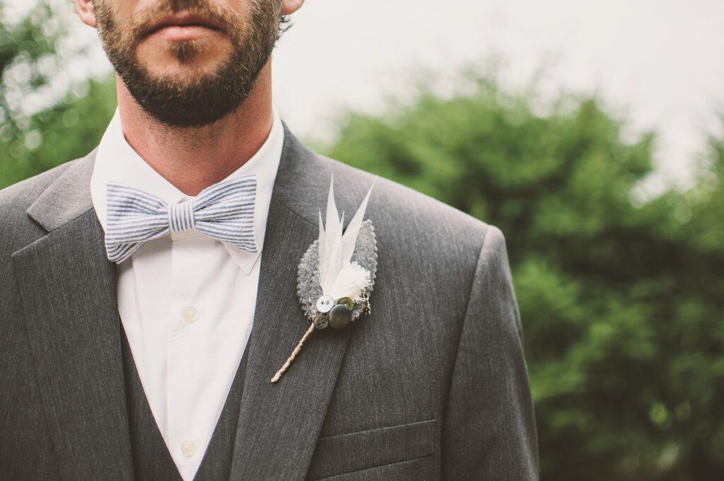 Calon pengantin pria (Gambar oleh Pexels dari Pixabay)