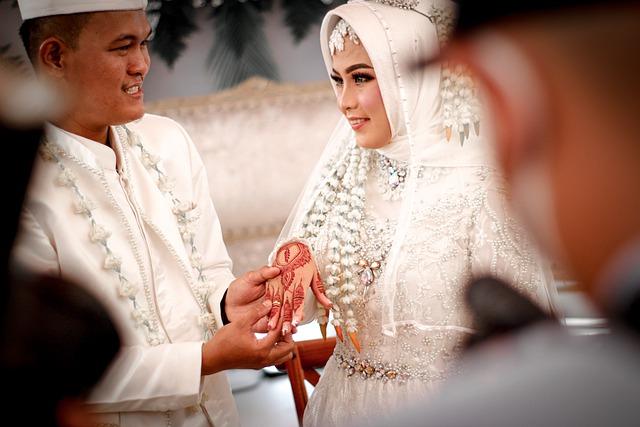 Ilustrasi pernikahan (foto: Pixabay)